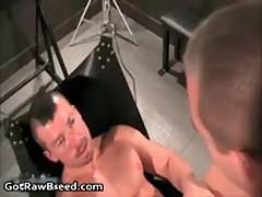 Andre Barclay And Dominik Rider Extremly Hard Ass Fuck Screw Gay Porno Three By GetRawBreed