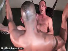 Kamrun, Chis Khol, Buster Sly And Igor Lucas In Great Sexy Queer Orgy 20 By GetRawBreed