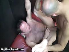 Igor Lucas And Chris Khol Closup Homo Ass Fuck Screw 5 By GetRawBreed