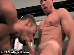 J.R. And Dominik Rider Camera Closeup Queer Anal Fucking Four By GetRawBreed