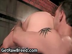 Rob Morse And Kevin Mead Fucks And Sucks 15 By GetRawBreed