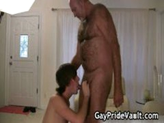Horny Gay Bear Fucking And Sucking 19 By GayPrideVault