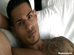 Wake Up Next To Naked Hard Hunk