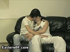 Steamy East Euro Teenagers Anal Fucking And Weiner Sucking Off 16 By EasternBF