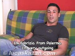 Sicilian Hunk Fabrizio