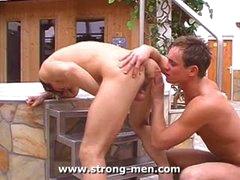 Boy Rimming Video