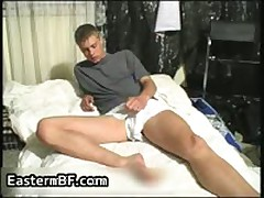 Amazing East Euro Teenagers Homo Making Out And Penis Sucking Off 48 By EasternBF