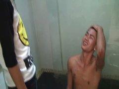 Hot Thai Boy Has A Golden Shower