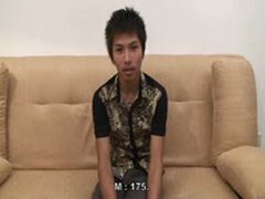 Myanmar Boy Cums For The Cameraman