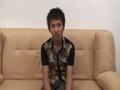 Myanmar Boy Cums For The Cameraman