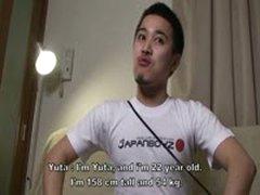 Badminton Boy Yuta