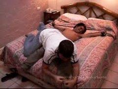 Enrique Is Ticklish