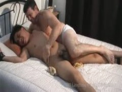 Handsome Twink Tickled And Jacked