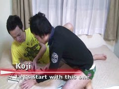 JapanBoyz – Student Toy Play