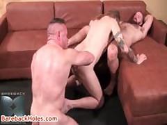 Troy Webb, Jake Wetmore And Dike Bloom Gay Dick 7 By Barebackholes