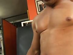 Latino Gym Instructor