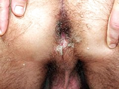 Gay Eats Lover Dick And Gets Cream In The Hole