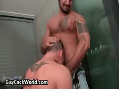Alex DeLarge And Taylor Murphy In Sexy Free Gay Porno Three By GayCockWorld