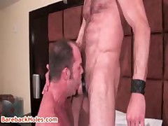 Matt Sizemore And Bill Marlowe Queer Bare Anal Sex Action 2 By BareBackHoles