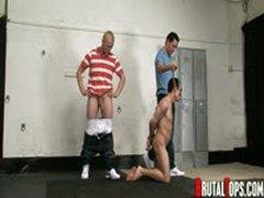 Blinded Ashtray Humiliation