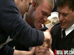 Master Toby At Brutal Tops