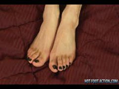 Jimmy'S Painted Toes