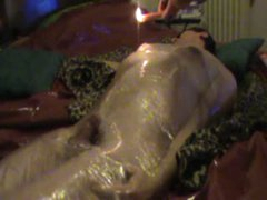 MUMMIFICATION AND WAX