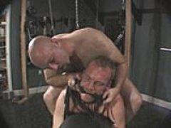 A Dirty Gym Workout