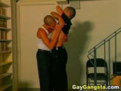 Wild Black Fucking His Gay Lover