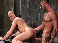 Muscle And Ink - Scene 4