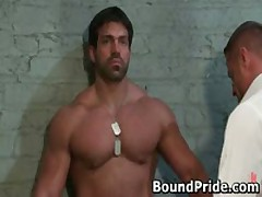 Tyler And Vince Hunky Hunks Extreme Fetish Gay Porno 2 BoundPride