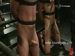 Phenix Is Flogged And Made To Suck Cock