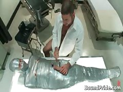 Dude Gets His Sick Penis Operated Gay BDSM 3 By BoundPride