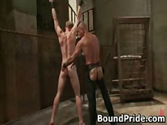 Amazing Sexy Homosexual Men In Radical Homosexual Fetish 14 By BoundPride