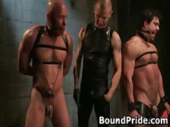 Brenn And Chad In Extreme Homosexual Fetish And Torture 2 By BoundPride