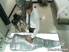 Dude Gets His Sick Penis Operated Gay BDSM 2 By BoundPride