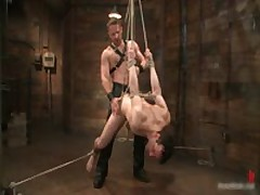 Jason Dirk In Very Extreme Gay Bondage Action 10 By BoundPride