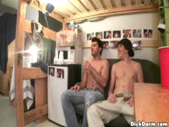 Twink Hardcore College XXX Action