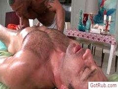 Man Gets Amazing Blowjob By Gotrub