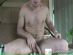 Dude Fingering His Anus And Wanks His Dick By Gothimout