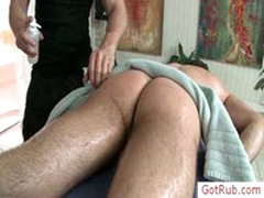 Guy Gets Firm Gay Massage By Gotrub