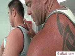Massage Pro Prepping Asian Victim By Gotrub