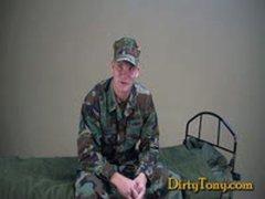 Str8 Military Ginger Hunk