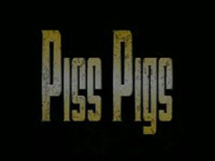 PISS PIGS Drenched Fucking!