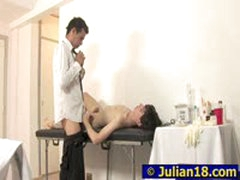 Doctor Seducer With Young Boy