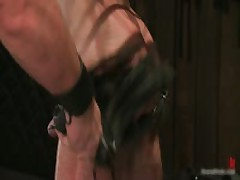 Extreme Gay BDSM Free Video 4 By BoundPride