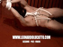 LEONARDO LUCATTO ADVANCED SUSPENSION BONDAGE