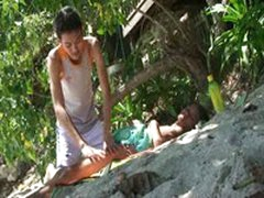 Beach Massage Boykakke
