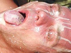 Hot Gay Men Tasting The Sweetness Of Creampie Facial Action
