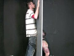 College Guy At Glory Hole